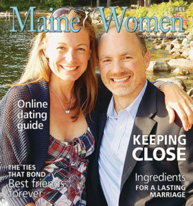 Maine Women Magazine Cover Article